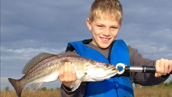 Coastal anglers are experiencing an incredible near-shore bite.