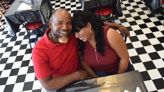 Braudilio and Carmen Arias, owners of Picalonga Sabor Tropical, are opening their Dominican and Puerto Rican restaurant on Oct. 22 in York City.