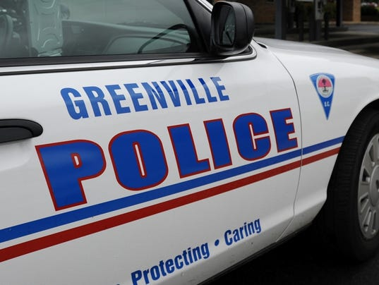 Greenville police department sc scanner