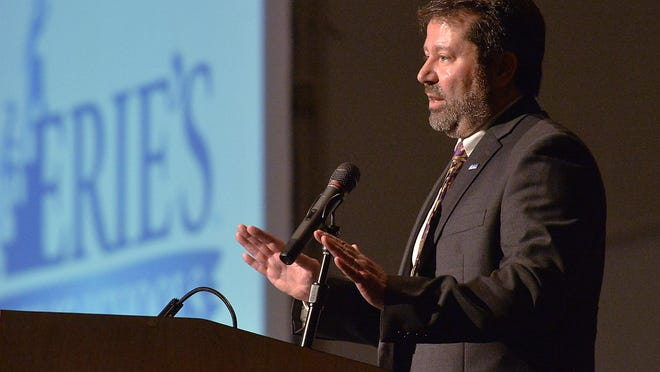 Erie School District Superintendent Brian Polito is developing a plan to more swiftly address racial bias and related issues at the Erie School District.