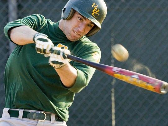 Red Bank Catholic's Ryan Kalish was drafted by the Red Sox in the ninth round in 2006.