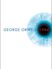 Sales of the dystopian classic '1984' have soared since