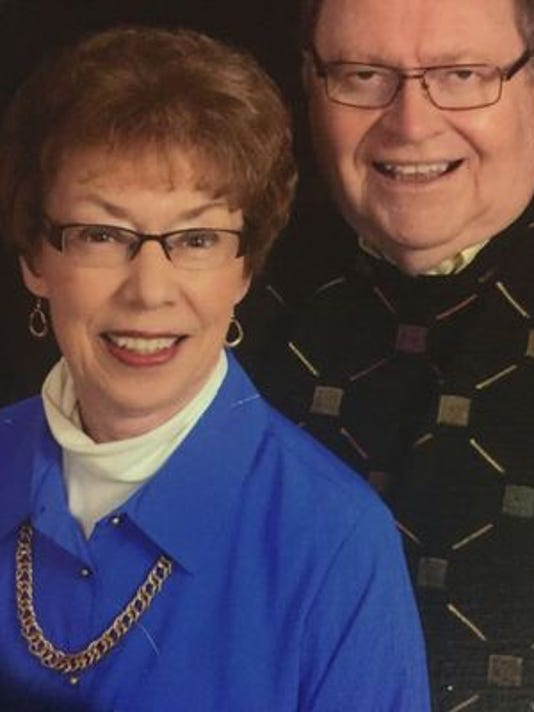 Anniversaries: Norm Meyer & Judy Meyer