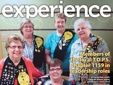 Experience June 2015