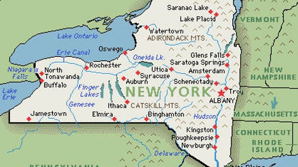 Upstate Groups Let S Secede From Ny