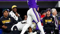 New Orleans Saints safety Marcus Williams knows how to get beyond mistake in Minnesota.
