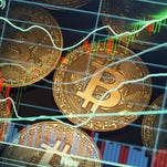 Bitcoin price broke through $11,000 for first time since January