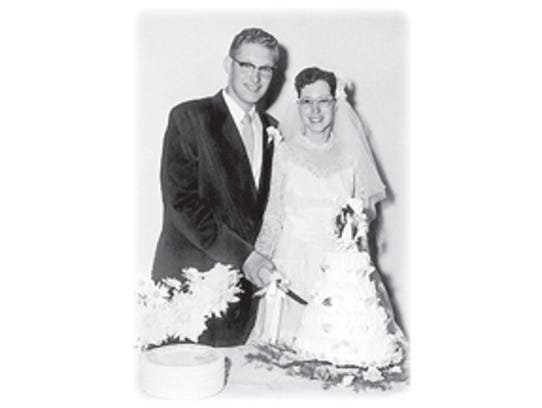 Frank and Betty Daniels