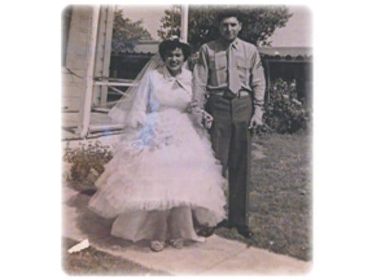 Arturo and Dora Cantu