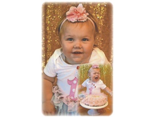 1st Birthday / Ava Grace Callaway