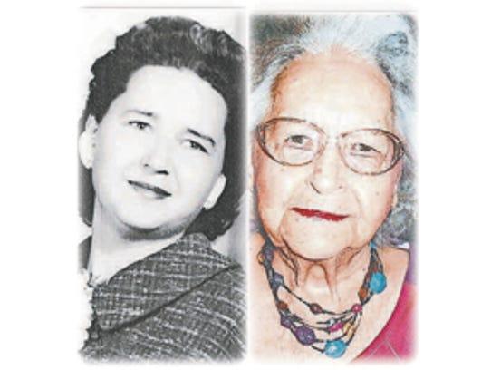 In Memory / Bertha P. Benigno