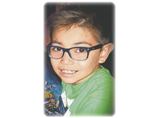 Birthday- 8 years old / Jaycob Navarrette