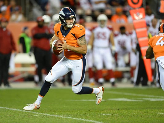 NFL: Arizona Cardinals at Denver Broncos