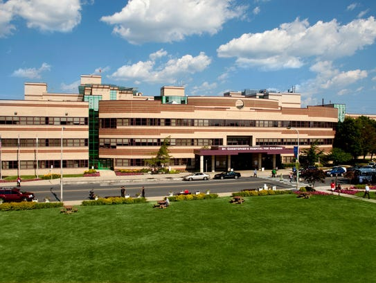 St. Christopher's Hospital for Children.