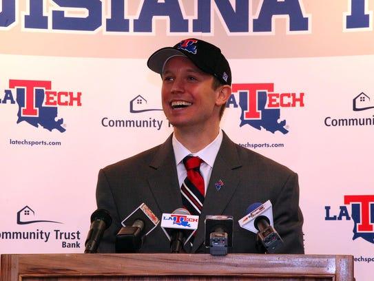 Four years ago, Louisiana Tech announced Mike White