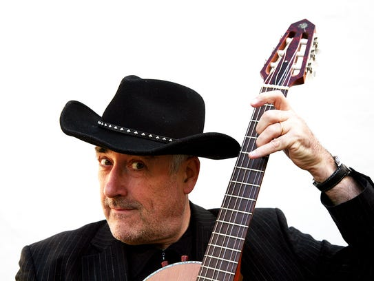 California-based guitarist/composer Fred Frith will