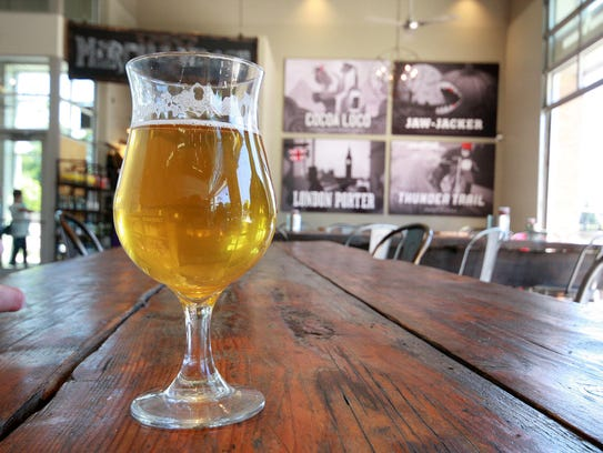 Arcadia Brewing Co. in Kalamazoo.