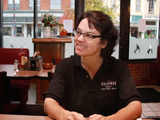 Broadway Grille owner Gerri Ladd talks about how this