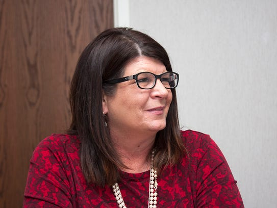 Kathy Young, President and CEO of Borgess Health, talks