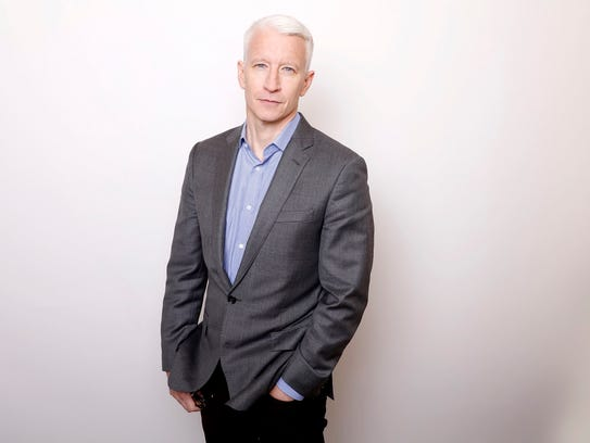 Anderson Cooper will appear March 10 at Old National