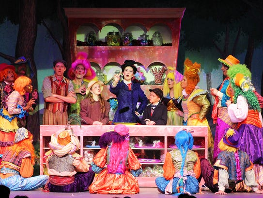 """Broadway Palm's """"Mary Poppins"""""""