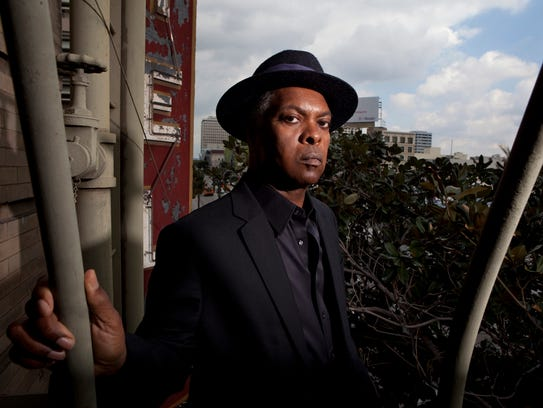 Booker T. Jones will lead a Stax Records Revue at the