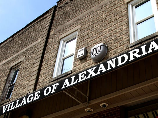 Voters in the village of Alexandria will elect a new