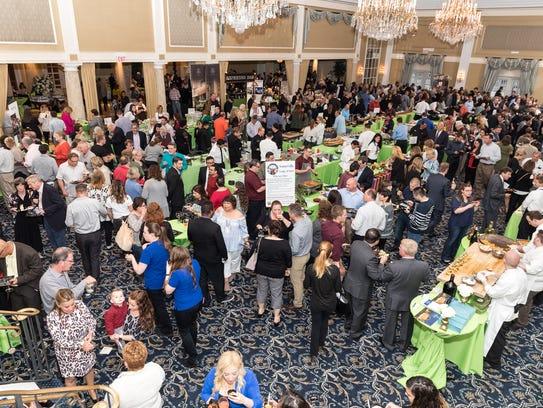 The 26th Anniversary Taste of Somerset is scheduled