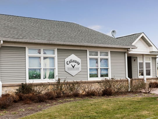 The Callaway Golf Performance Center at Neshanic Valley