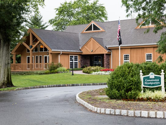 Somerset County Park Commission Headquarters, 355 Milltown