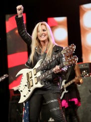 Lita Ford will rock the Weidner Center on Jan. 13 as