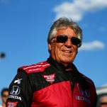 A night to remember for Mario Andretti