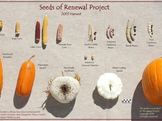 Abenaki Seeds of Renewal Project
