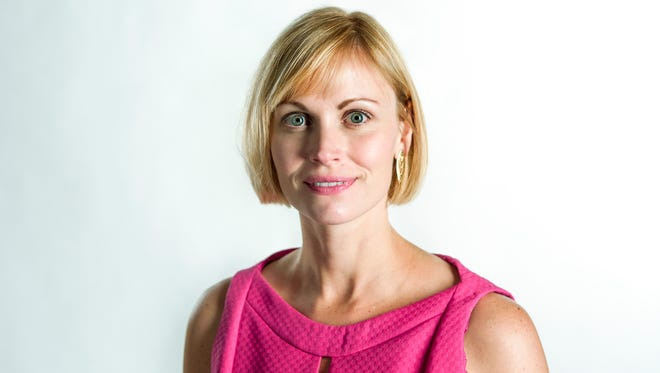 Jenn Hoffman is the president of Pivot Marketing of Indianapolis.