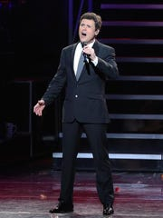 Donny Osmond performs his 1,000th show at Flamingo