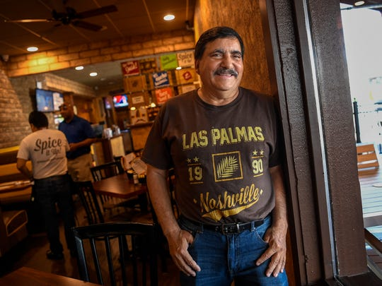 Jose Luis Ayala helps fellow immigrants when he can.
