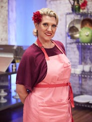 Chef Heather Walker, as seen on Food Network's Spring