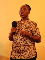 """Minister Agnes Oberkor discusses """"Healthy Living Energizing"""