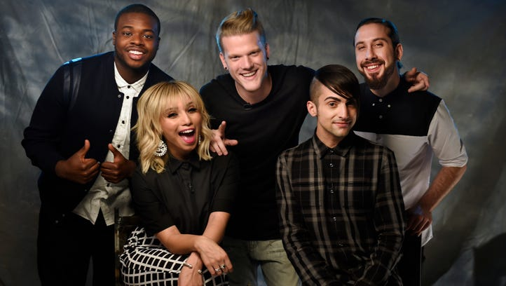 Does Pentatonix have the voice for radio?