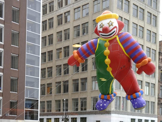 America's Thanksgiving Day Parade.