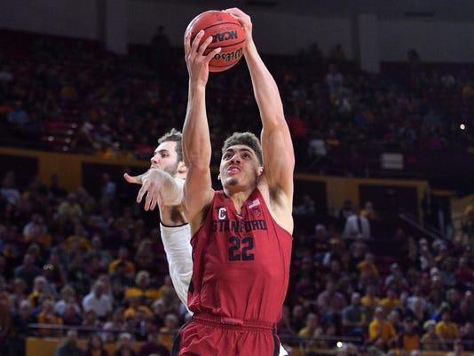Kentucky basketball recruiting Stanford graduate transfer Reid Travis
