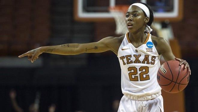 The Texas A&M-Corpus Christi women's basketball program announced that Texas guard Tasia Forman will transfer to the Islanders.