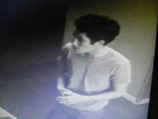 Police are asking for help in identifying a suspect