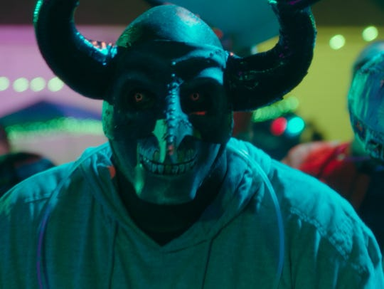 "Find out how it all began in  ""The First Purge."""