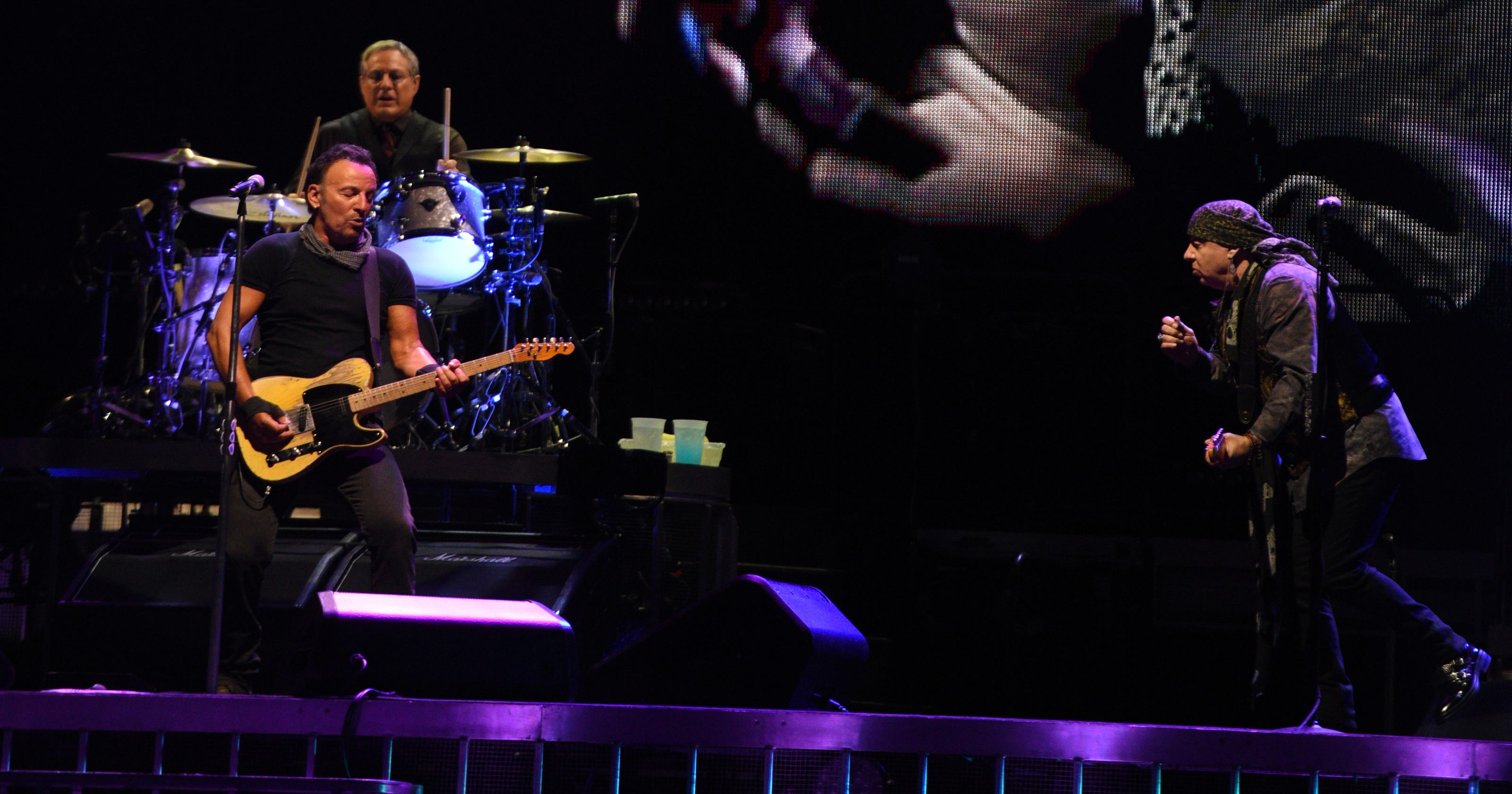 Bruce Springsteen At Metlife 4 Hours To Glory