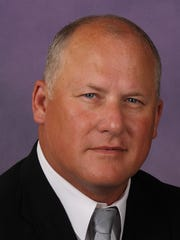 Northwestern State football coach Jay Thomas