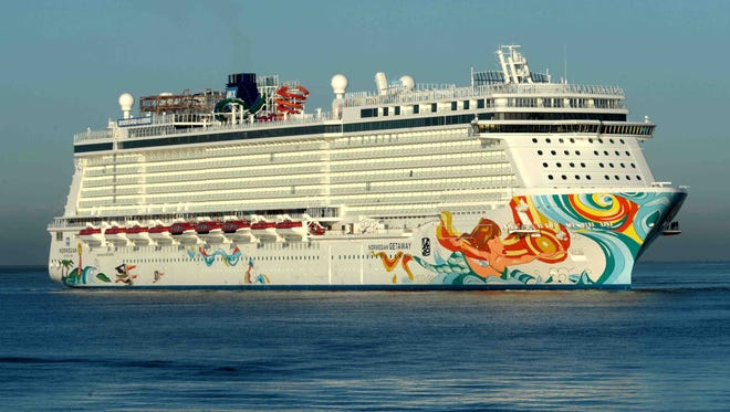 Check out the new Norwegian Getaway and receive a free stateroom upgrade when you book select sailings.