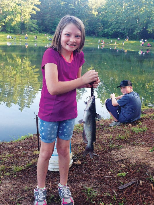 Fairview Youth Fishing Rodeo Saturday