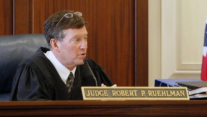 Judge Robert Ruehlman
