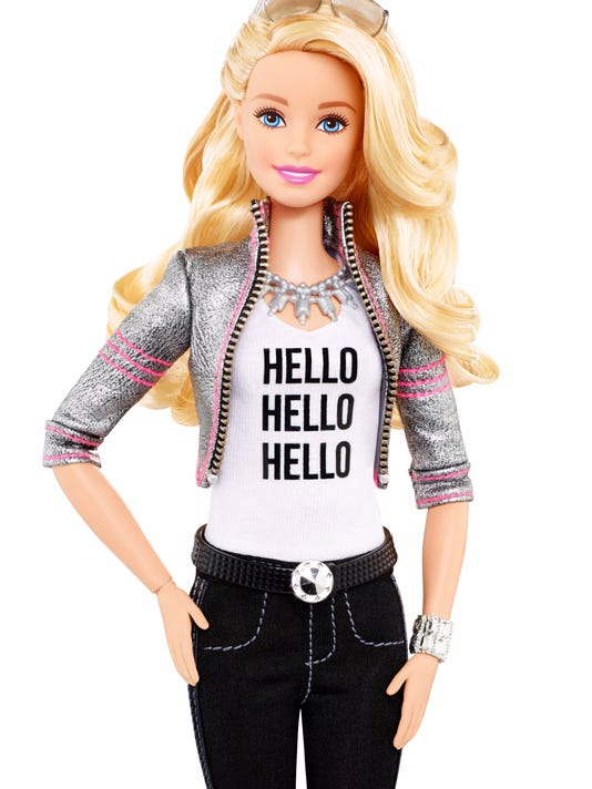 Hello-Barbie